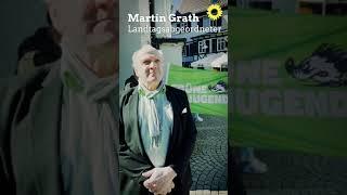 Entweder Oder - Grüne Jugend Frägt Martin Grath