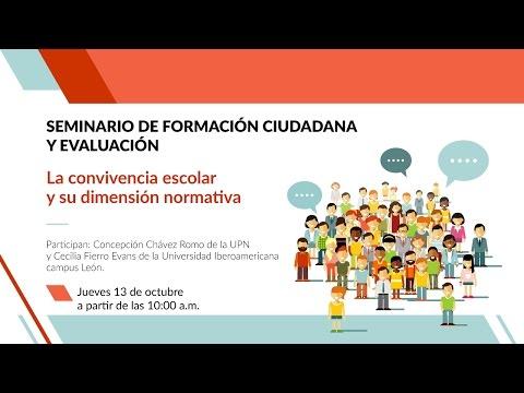 La convivencia escolar y su dimensión normativa