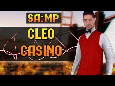 CLEO для КАЗИНО SAMP-RP/EVOLVE-RP   CLEO CASINO FOR SAMP 0.3.7