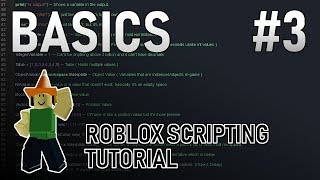 [ROBLOX] Vector3, CFrame usw. - Scripting-Grundlagen #3