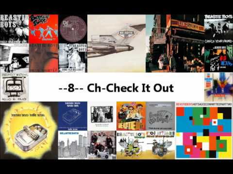Top 15 Songs - Beastie Boys