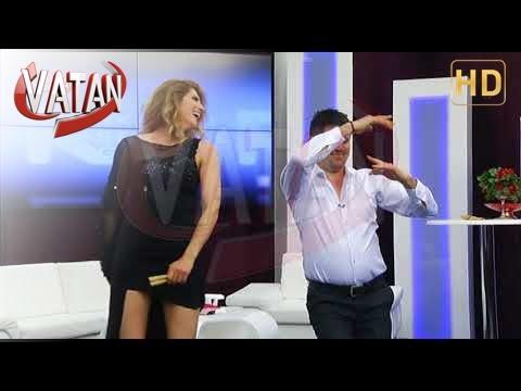Ankaralı Yasemine Konuk Olan Süslü Aliden Vatan Tv'ye Özel Dans Show