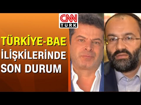 Türkiye BAE ilişkilerinde bugüne kadar neler yaşandı? Cüneyt Özdemir sordu Taha Kılınç cevapladı
