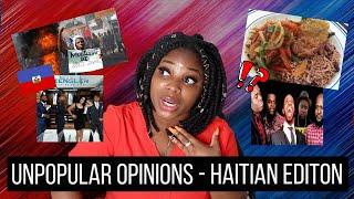 Mizik Ayisyen Pa Bon - Unpopluar Opinion Haitian Edition #2  Chronicles of a Zoe