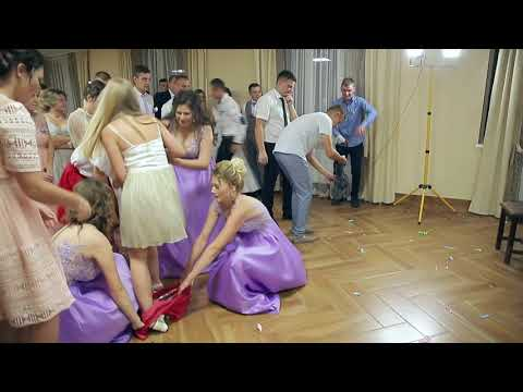 Приколи / Конкурс хто шустріший і спритніший / Ілля Найда тамада /  Погірці / весілля в Катерині