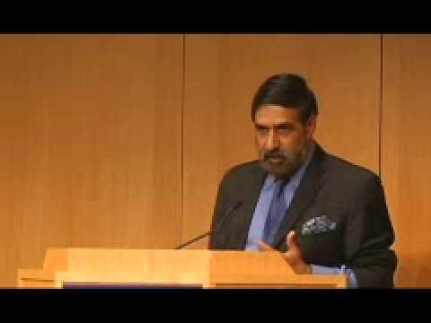 Minister Sharma on India in a Globalized World
