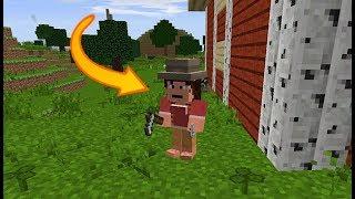 Minecraft Yüzüklerin Efendisi MOD ÇİFTÇİ HOBBİT BÖLÜM 2