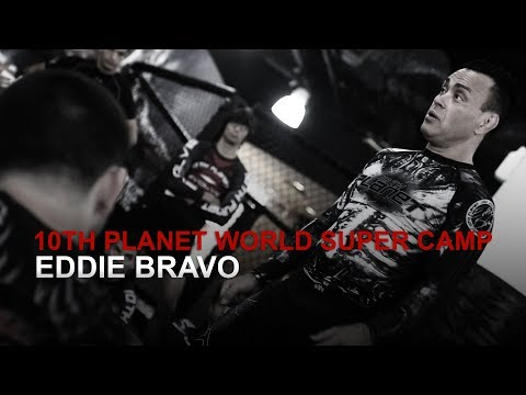 Eddie Bravo 10th Planet 2017 World Super Camp at Evolve MMA