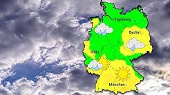 Wetter: Im Norden stümisch - Im Süden sonnig (21.02.2020)