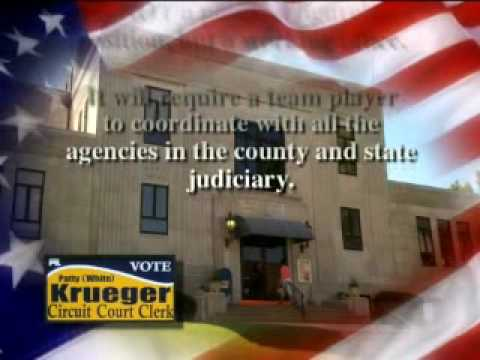 Patty Krueger for Clerk of the Circuit Court Newton County Missouri