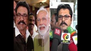 மோடி ஆட்சி அமைப்பது உறுதி..! Sarathkumar on Modi,ADMK |nba 24x7