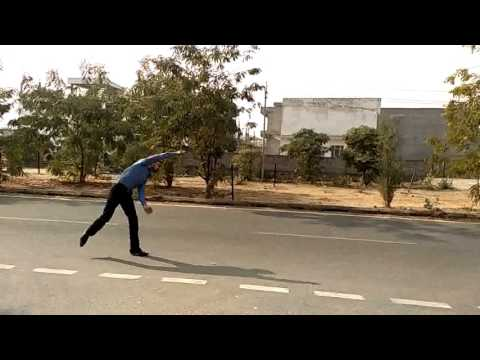 Ideal Bowling Action - Right Arm Medium Fast