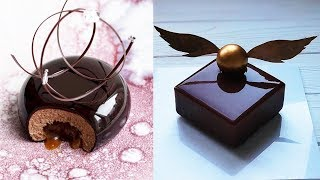 How To Make Chocolate Cake Like A Pro | So Yummy Cake Recipes
