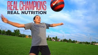 Real Champions Require Real Nutrition - The Outright Bar