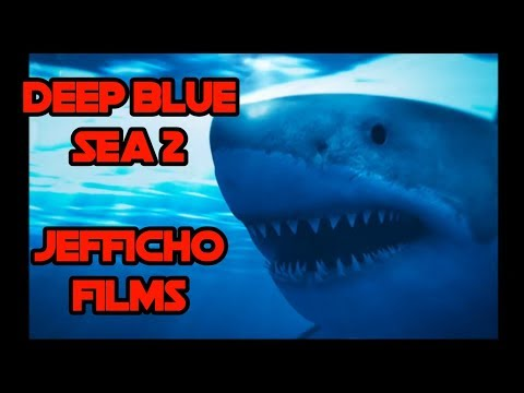 Deep Blue Sea 2 Spoiler Review - Jefficho Films
