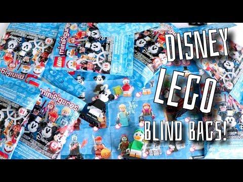 lego-disney-minifigures-series-2-blind-bags!-full-set??