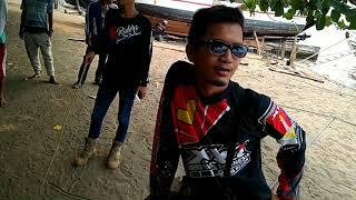 (X-Riders Yamaha Indonesia) XYI JaDeTaBek - Banten di Tanjung pasir.