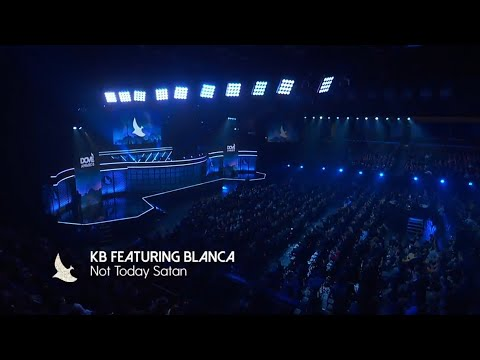 KB - Not Today Satan  49th GMA Dove Awards 2018