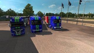euro truck simulator 2 стрим катаемся в мп