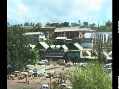 Mayotte sa ville  son marché