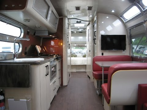 Perfect Airstream Barn Find International Serenity 30W Travel Trailer RV | FunnyDog.TV