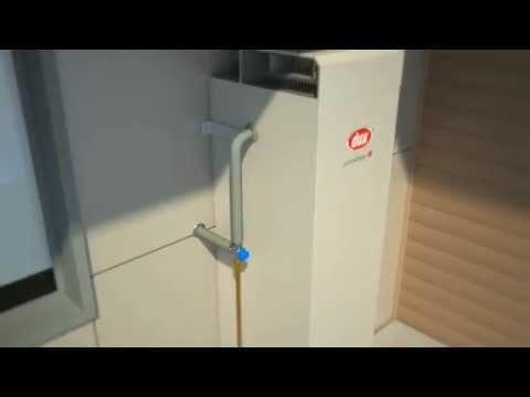 Dux Hot Water's Prodigy 5 Star Gas Storage