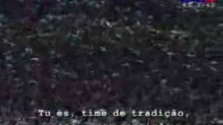 Flamengo - Tema da Vitória - Torcida - Fla 1x0 São Paulo