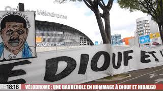 OM : l'hommage des Winners à Michel Hidalgo et Pape Diouf