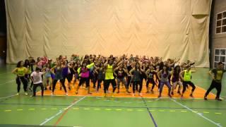 Osmani Garcia ft Pitbull & Tony Mosquera Choreography - chi chi bon bon