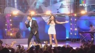 Sergey Lazarev & Ani Lorak - When You Tell Me That You Love Me