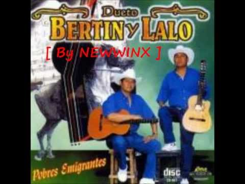 Morena La Causa Fuiste - Bertin y Lalo