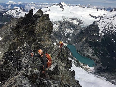 West Ridge of Forbidden Peak | North Cascades Climbing