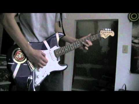 Taylor Swift Haunted Guitar Cover