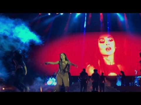 Into You - Ariana Grande - Dangerous Woman Tour - Allianz Parque São Paulo - 01/07/17