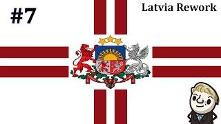 HoI4 - Reworked Latvia - Latvia First - Part 7