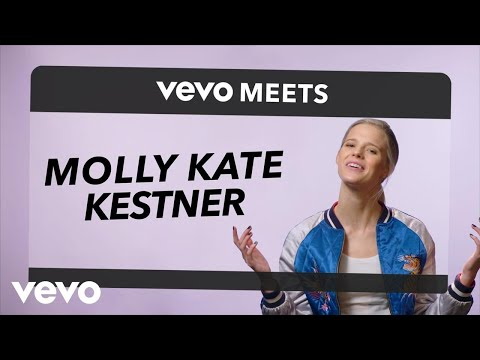 Molly Kate Kestner - Vevo Meets: Molly Kate Kestner