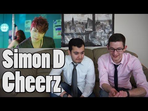 Simon D - Cheerz MV Reaction
