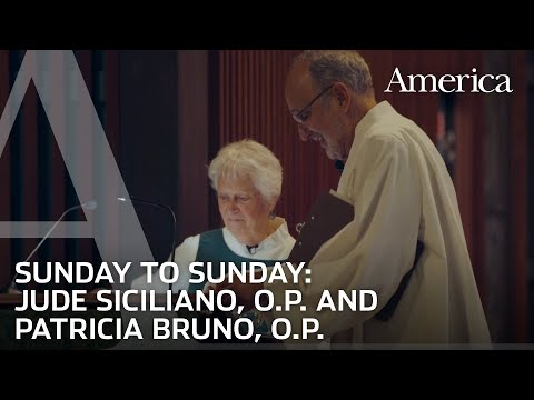 Sister Patricia and Father Jude, the Dominican Preaching Team | Sunday to Sunday