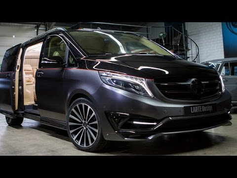 nice car mercedes benz v class 2017 car interior. Black Bedroom Furniture Sets. Home Design Ideas