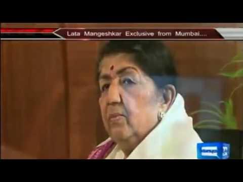 Lata Mangeshkar Interview