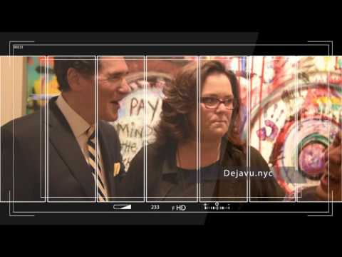 Dejavu Rosie O'Donnell Event