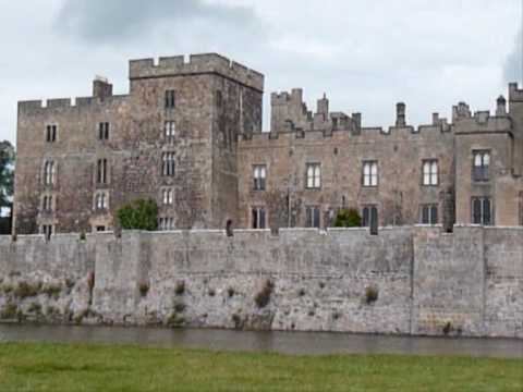Raby Castle, County Durham, England.