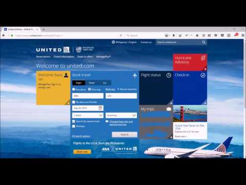 Dealing with International Flights and Onward Tickets