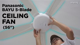 How to install Ceiling Fan 如何安裝吊扇