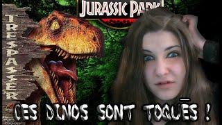 Jurassic Park Trespasser - LE TRÉPAS DU RAPTOR