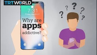 Smartphone Apps - How do we get addicted to smartphone apps?
