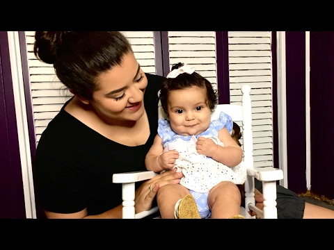 Mothers Day | House Renovations | Baby Tries Food | Vlog #45