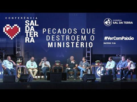 Pecados que Destroem o Ministério