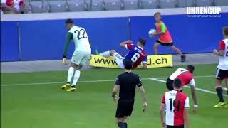 Uhrencup 2018 Match Highlights: FC Basel 0:5 Feyenoord Rotterdam