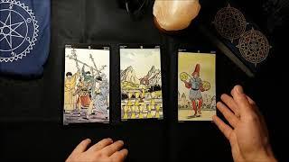 "Расклад на Таро ""Три карты"""